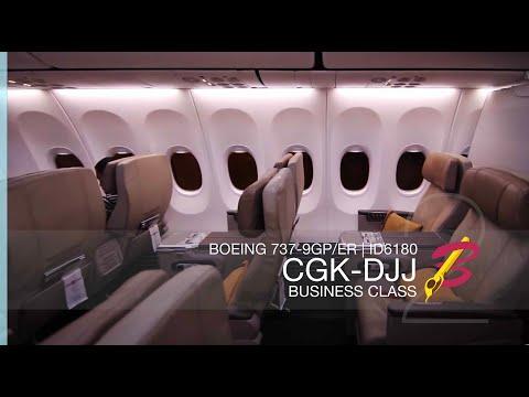 FRP S2E4 - Batik Air ID6180 Domestic Business Class Experience | Jakarta - Jayapura