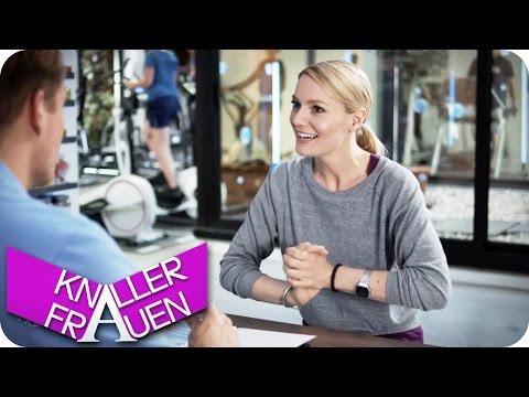 Fitnessclub - Knallerfrauen mit Martina Hill