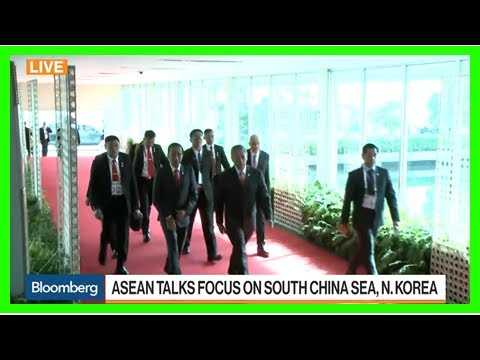 News today-Asean said focused on the South China Sea, North Korea
