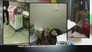 Photos show abortion clinic violations