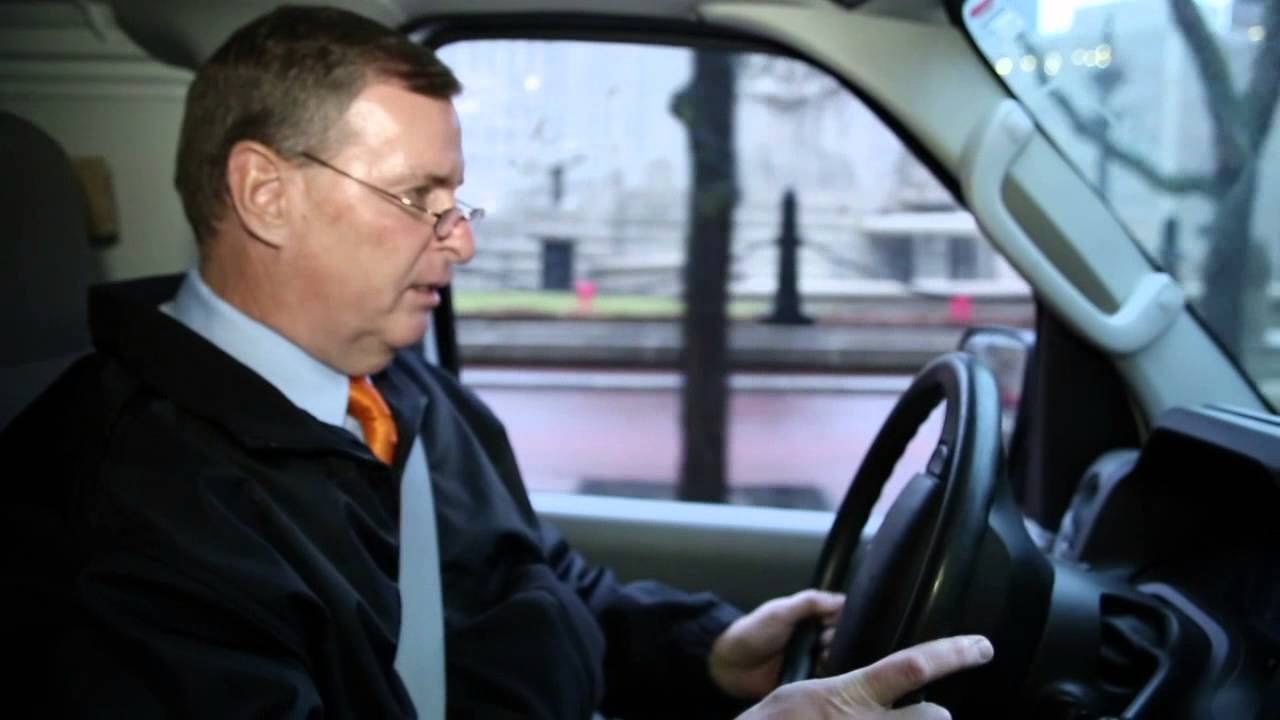 Indianapolis Mayor Greg Ballard Drives EchoDrive