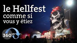 Vidéo 360° : le Hellfest comme si vous y étiez