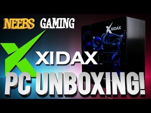 Xidax PC Unboxing