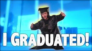 I Graduated!!!