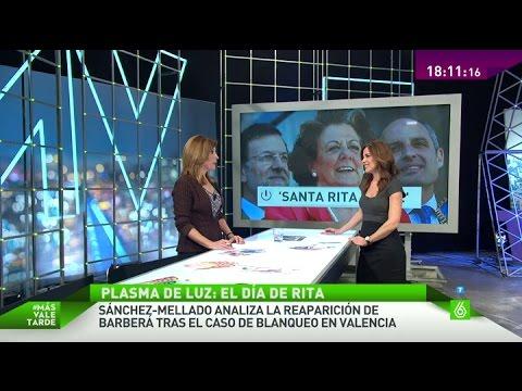 Rita Barberá, 'incorrupta' y mártir