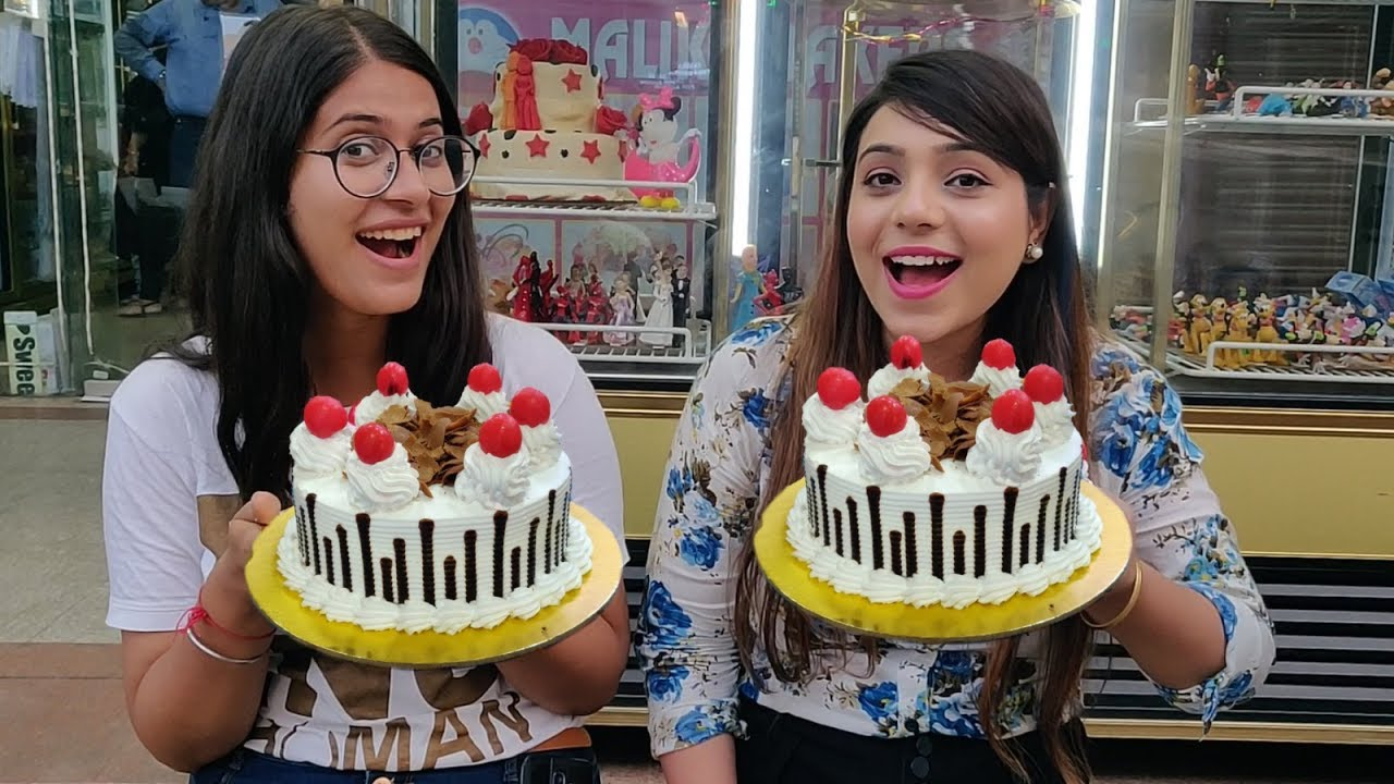 Download CAKE CHALLENGE   Cake Eating Competition   Himmi Styles