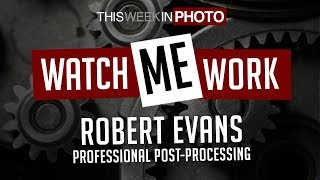 Watch Me Work - Robert Evans on Professional Post-Processing