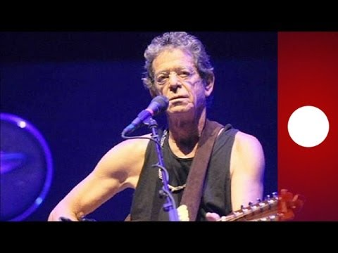 Lou Reed dies aged 71, the world of rock music mourns writer of