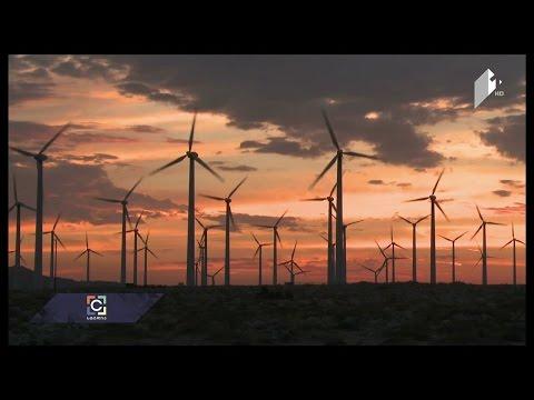 ალტერნატიული ენერგია მზის და ქარის ელექტროსადგურები
