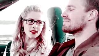 Oliver and Felicity • Не отдам • Arrow [4x23]