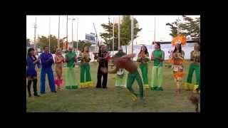 КАПОЭЙРА. (Бразилия). Боевые искусства мира. Международный фестиваль боевых искусств мира.