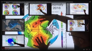 Climate Change Emergency - Climate Tipping Points - Cascading Feedbacks - Arctic Sea Ice [Nov.2017]