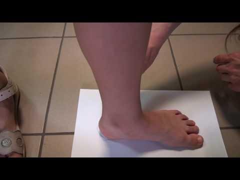 Как узнать размер ноги по сантиметрам таблица у ребенка