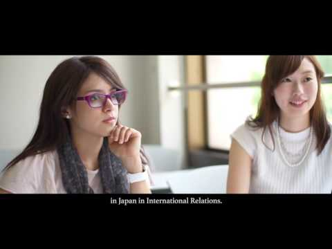 Ritsumeikan University, English-medium Undergraduate Programs, Part 6 [Students' Voice]