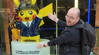 ¡Estuve en el Pokemon Center de Londres! - Vlog + Unboxing (DSimphony)