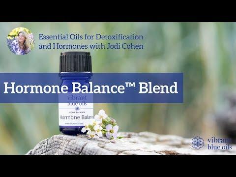 hormone-balance-essential-oil-blend-spotlight---vibrant-blue-oils,-jodi-cohen