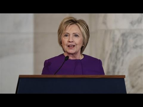 Hillary Clinton: Fake News Is an 'Epidemic' Putting Lives at Risk