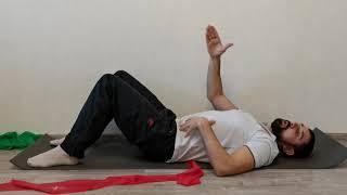 Лучшие безопасные упражнения на пресс дома: упражнения на пресс при боли в пояснице. Занятие 1