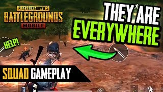 THIS IS HOW YOU SQUAD - PUBG MOBILE - Playing with Subs!