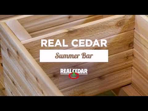 Free Wooden Patio Cooler Plans