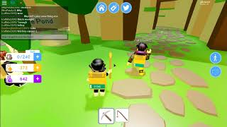 Roblox Fish and Dig - Newbie