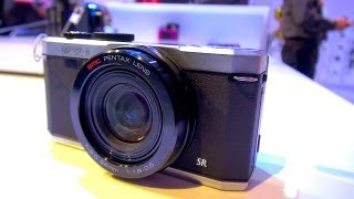 PENTAX MX-1 HANDS-ON - Blunty Does CES