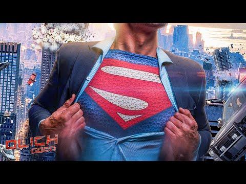 Man Of Steel - Speed Art Photoshop