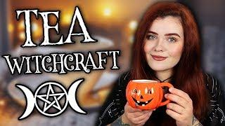 Magiczna HERBATA - Co to jest i jak ją zrobić?  TEA WITCHCRAFT