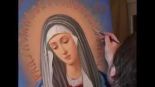 Иконопись. Икона Богородицы Умиление.