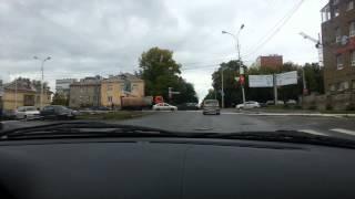 Пробный заезд после Чип тюнинга Приора 1.6 16 кл. 2011 г. Е-газ