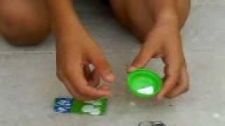 bomba tipo granada