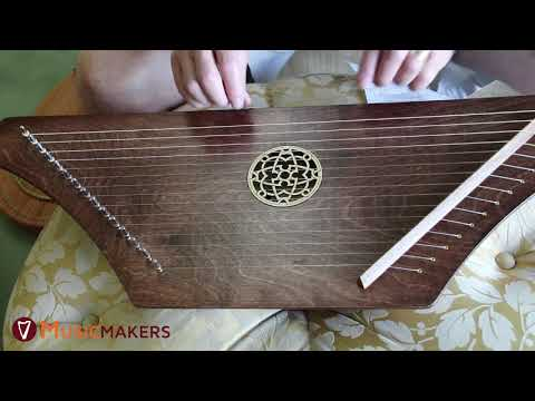 Sound Effects on the  Hognose Psaltery