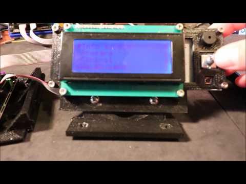 MKS Gen L - RepRap Discount Smart Controller