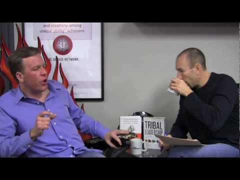 The One Where Joe Interviews Dave Logan 'Thought Leader, Author and Consultant'