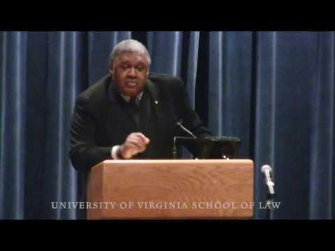 Community MLK Celebration at UVA Law with Justice John Charles Thomas '75