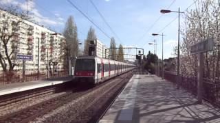 [Hors-série] Paris RER B - MI79 & MI84 - Petit tour sur la ligne
