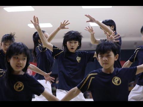 2017.8.24 Dragon Boys Diary:New Taekwondo Dance Practice 龙拳小子日记 新跆拳舞 练习 林秋楠