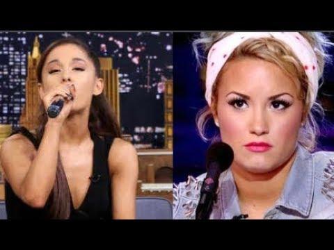 Various singers sing Demi Lovato&39;s songs