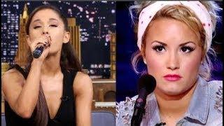 Various singers sing Demi Lovato's songs!!