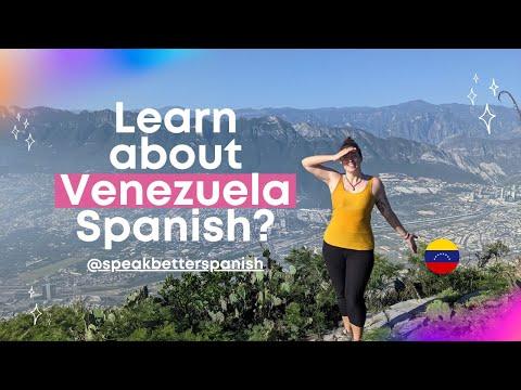 Venezuela Travel with Mariela in Spanish
