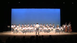 神戸市立塩屋中学校吹奏楽部「希望の空」