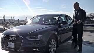 2015 audi a4 quattro review we review the a4 engine interior performance and more