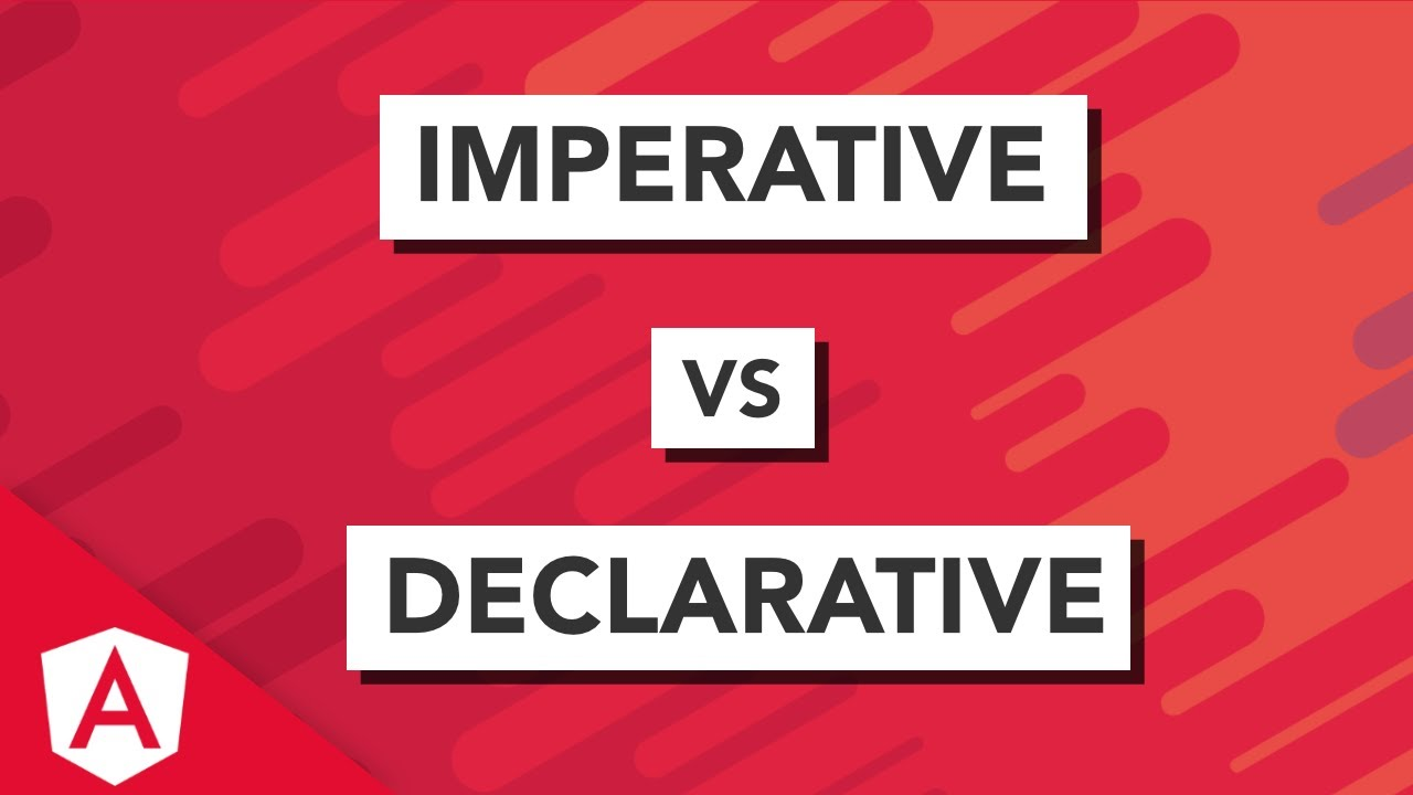 Why You Should Care About DECLARATIVE Programming