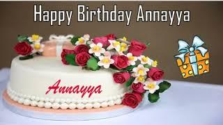 Happy Birthday Annayya Image Wishes✔