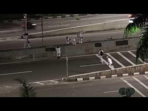 JAKARTA GANG FIGHT - jalan Casablanca