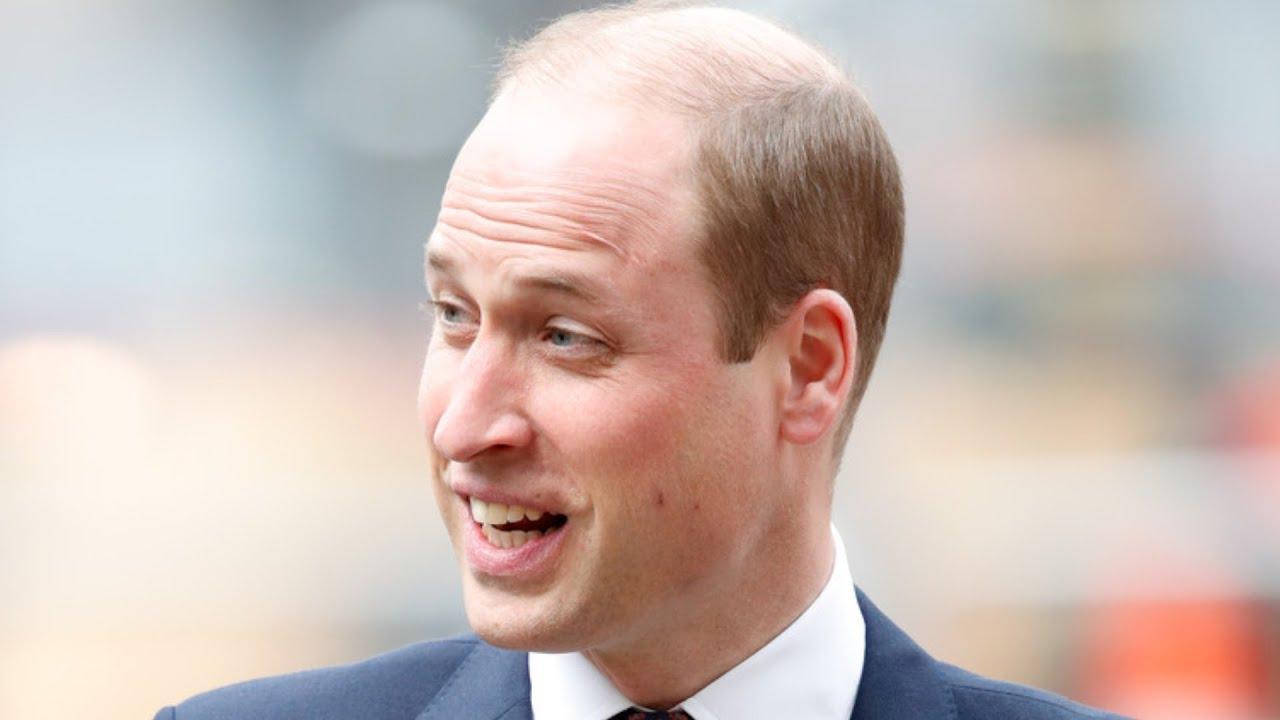 Momentos Vergonzosos Del Príncipe William Que Fueron Captados Por Millones De Personas