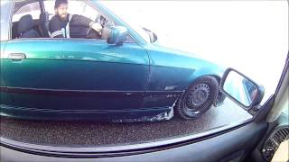 Snow Drift BMW e36