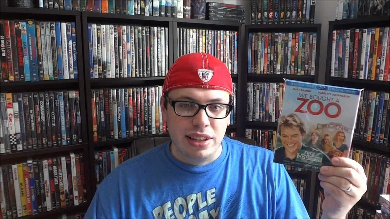 Download My Blu-ray + DVD Collection Update - July 21, 2012