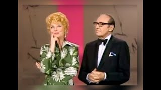 Jack Benny Special w Lucille Ball, John Wayne, George Burns, 1971