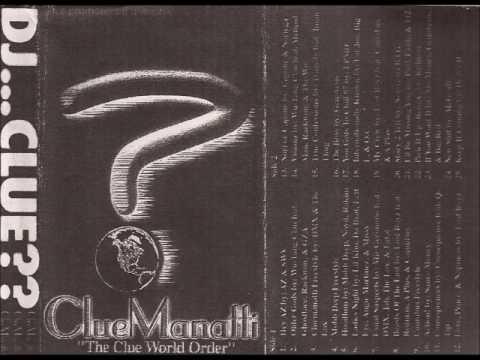 DJ Clue - ClueManatti -